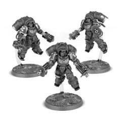 Space Marines Primaris Inceptor Squad