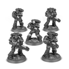 Marines Primaris Ancient Hellblaster Squad