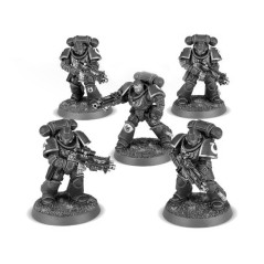 Space Marines Primaris Intercessor Squad B