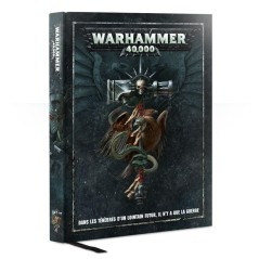 Warhammer 40k V8 Rule Book - English