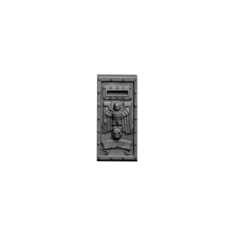 Plaque Sarcophage Dreadnought B