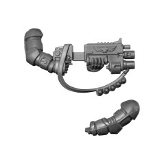Grenades Launcher & Bolft Rifle