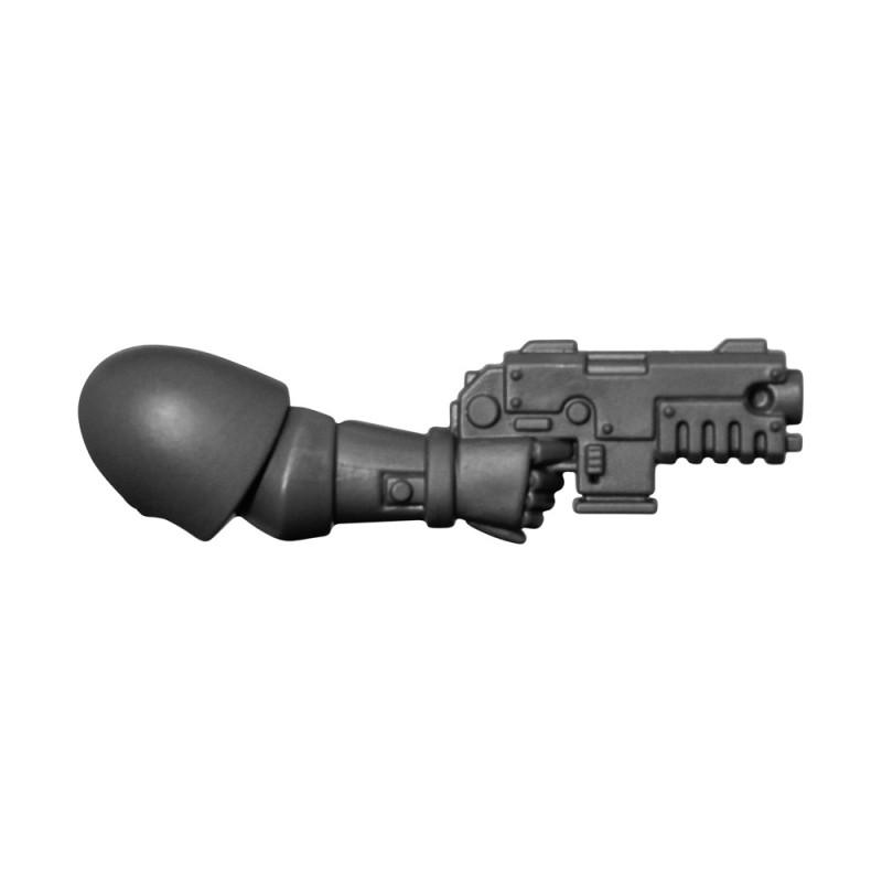 Heavy Bolt Pistol E