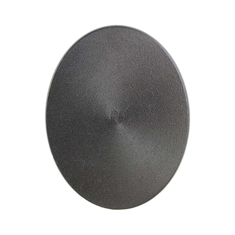 120x95mm Oval Base