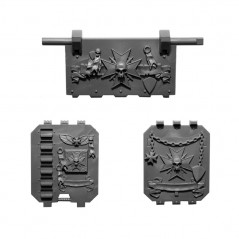 Pack de Conversion Land Raider Black Templar