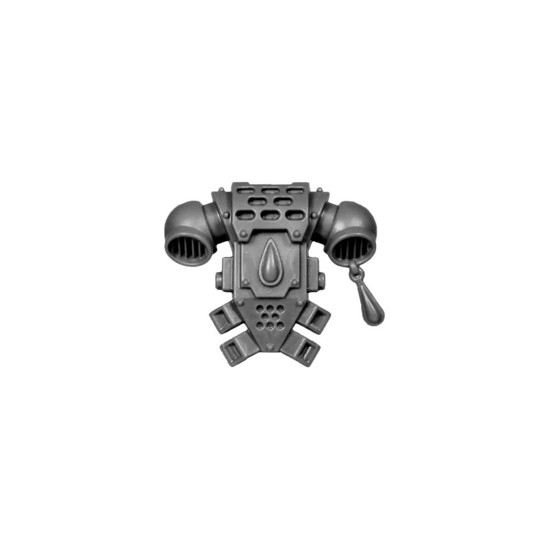 BackPack J Warhammer 40k Blood Angels bitz