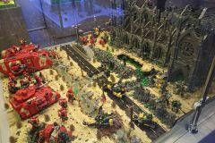 Lego Warhammer Diorama