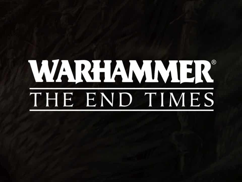The end of time Warhammer
